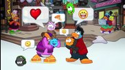 Online Safety - It Starts With You! - Disney Channel Psa - Club Penguin