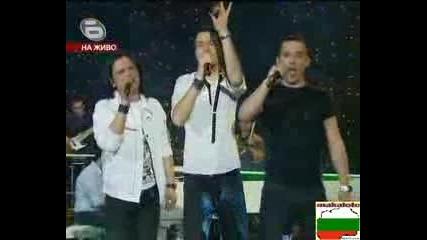 Music Idol 3 Димитър Александър и Васил