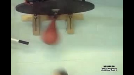 Боксова круша Fail