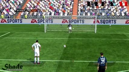 Еволюцията на Fifa! Дузпи от Fifa 04 до Fifa 14