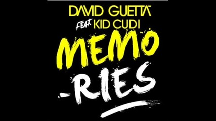 david Guetta & kid cudi - Memories (bingo players Remix)