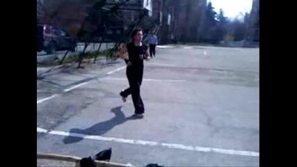 Кросфит Варна 13.03.2010 част 2