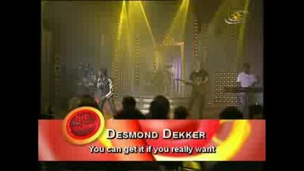 Desmond Dekker - Youcangetitifyourealywant