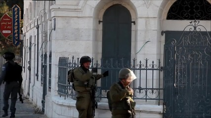 State of Palestine: Israeli forces attack youths in Bethlehem for Christmas