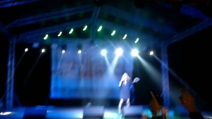 Концерта на Десислава на панира в град Видин - част -5