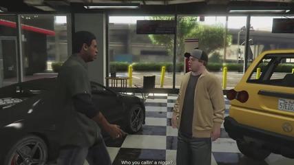 Grand Theft Auto V - Банковия Обир