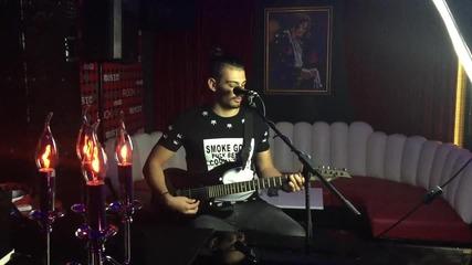 Сабатин Гогов (X factor) - Мога на Любо Киров (acoustic)
