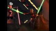 Star Wars : Clone Wars - Еп.9 [bg audio]