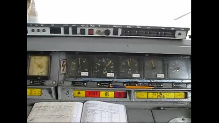 Електродинамична реостатна спирачка на локомотив серия 44