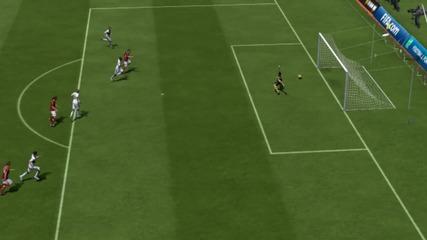 Бъг Късане на мрежа ! Fifa 13 trollololooo