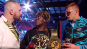 R-Truth finds 24/7 Title trouble when he runs into Rob Gronkowski & Mojo Rawley: WrestleMania 36 (WWE Network Exclusive)
