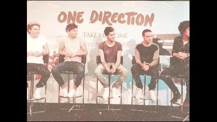 Искам да бъда обичан от теб - One Direction