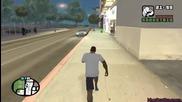 Grand Theft Auto: San Andreas - Епизод 20 ( Мразя малки самолети )
