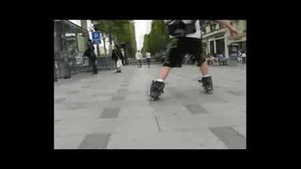 Кънкьор В Париж
