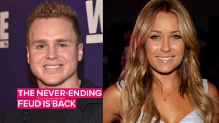 Spencer Pratt to Lauren Conrad: 'Those houses you own are because of me'