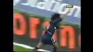Ronaldinho - Голове И Финтове