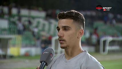 Битон: Марибор е мачът на сезона, уча се от Марселиньо