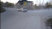 Mercedes 190e 3.2 first test