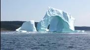 Топене на айсберг