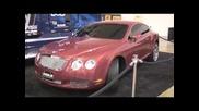 Зверски тунинг на луксозни коли Tuning Show 2010