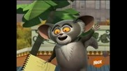 Penguins of Madagascar - Happy King Julien Day+бг Превод