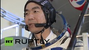 Russia: Soyuz TMA-17M crew undergo pre-flight training at Star City