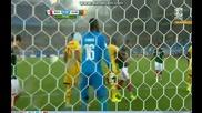 Мексико 1:0 Камерун (бг аудио) обширно