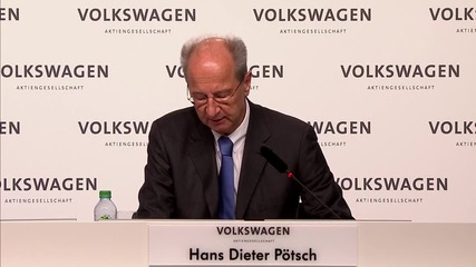"""Germany: Volkswagen admits a """"chain of mistakes"""" responsible for emissions scandal"""