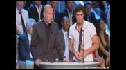 Yoann Gourcuff печели наградата за най - добър футболист на френската Liga 1