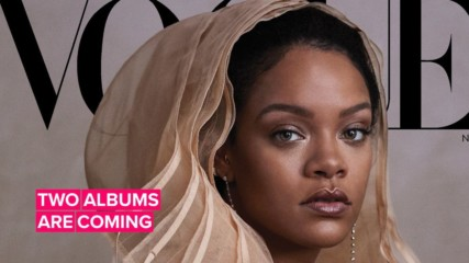 Everything we learned about Rihanna's new album from Vogue