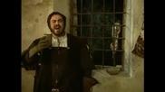 Luciano Pavarotti - La Donna Mobile / Превод и Bg subs/