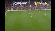 18.09.10 - berbatov otbelqzva hetrik (manchester United 3 - 2 Liverpool )
