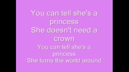 Barbie Princess Charm School - You Can Tell She Is A Princess Lyrics