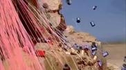 Цветовете На Sony Bravia - Пирамидите В Египет
