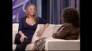 Mariah Carey On The Oprah Winfrey Show April 2008 Part 2/3