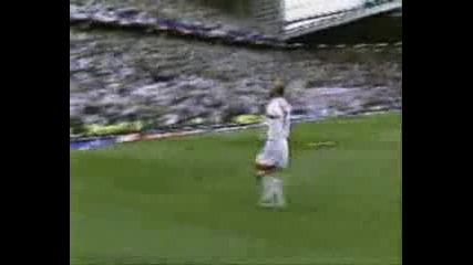 Real Madrid Galacticos - Zidane, Figo, Ronaldo, Raul