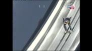 Словенец не позволи на Шлиренцауер да подобри рекорд на Никанен