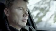 Mercedes - Benz 4matic на сняг Реклама