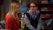 Теория за големия взрив / The Big Bang Theory Сезон 1 Епизод 17 Бг Аудио