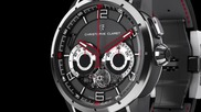 Kantharos chiming chronograph with constant force by Christophe Claret