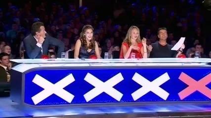 Faces of Disco - Britains Got Talent - Show 6