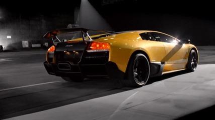 [1080p] Размаваща реклама на Lamborghini Murcielago Sv