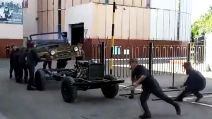 Руската армия е най-лудата на света! - Луди военни изцепки