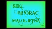 Seki Bihorac - Maloljetna