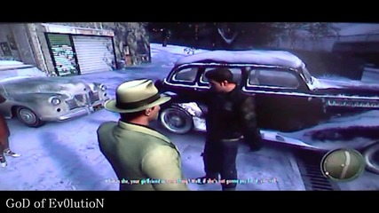 Mafia 2 (ps3) Hard difficulty : Protect Joe's girl