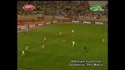 Supercup 2000 - Galatasaray Istanbul vs Real Madrid