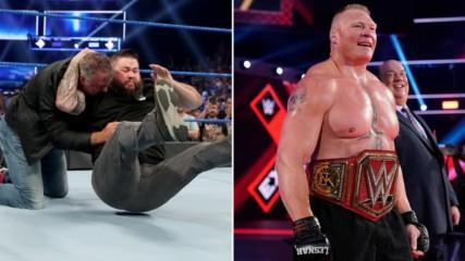 ¡Shane McMahon prueba el Stunner y Brock Lesnar es campeón!: Lo Mejor de WWE
