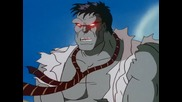The Incredible Hulk - 2x01 - Hulk of a Different Color
