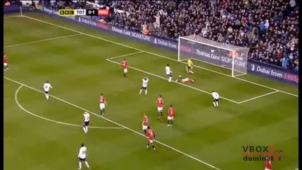4.3.12 Тотнъм Хотспър 1 - 3 Манчестър Юнайтед - Най - доброто от мача