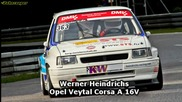 Opel Corsa A 16v - Werner Heindrichs - Bergrennen Mickhausen 2012